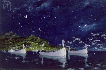 http://esgaldor.ucoz.ua/silmarillion/ResizeofTN-Teleri_Ships_Drawn_by_Swans.jpg